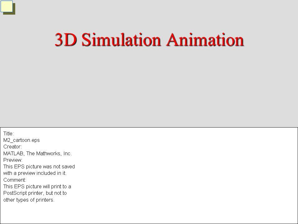 3D Simulation Animation