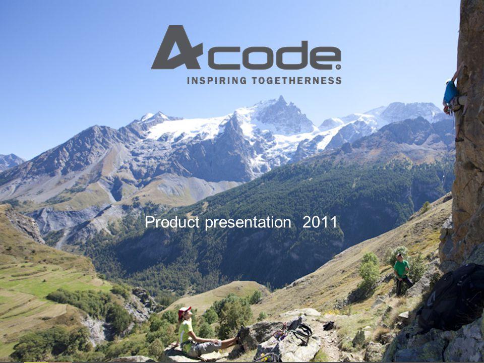 Product presentation 2011