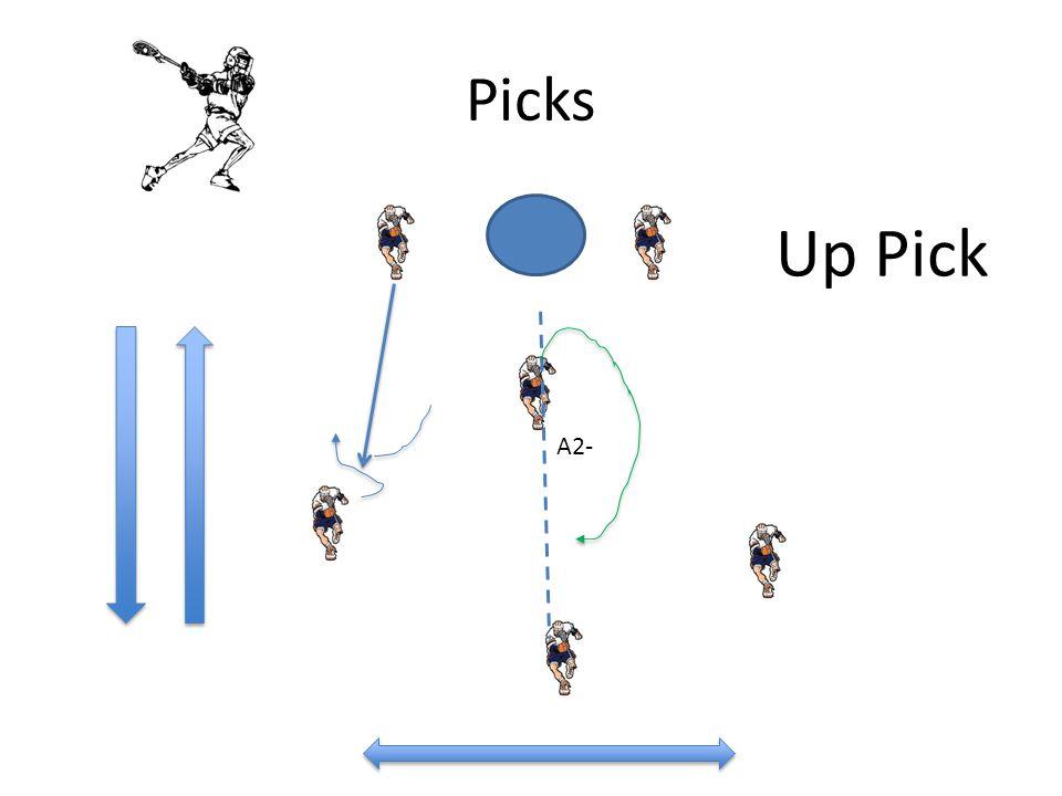 Picks A2- Up Pick