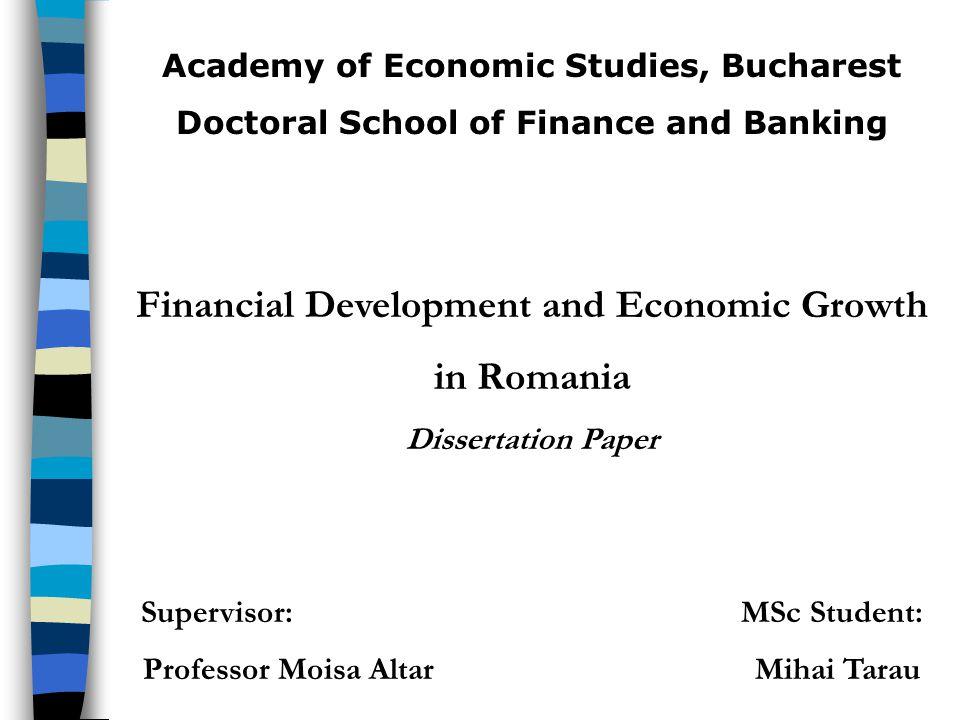 CONTENTS 1.Introduction 2. Economic Growth-Financial Development Nexus.