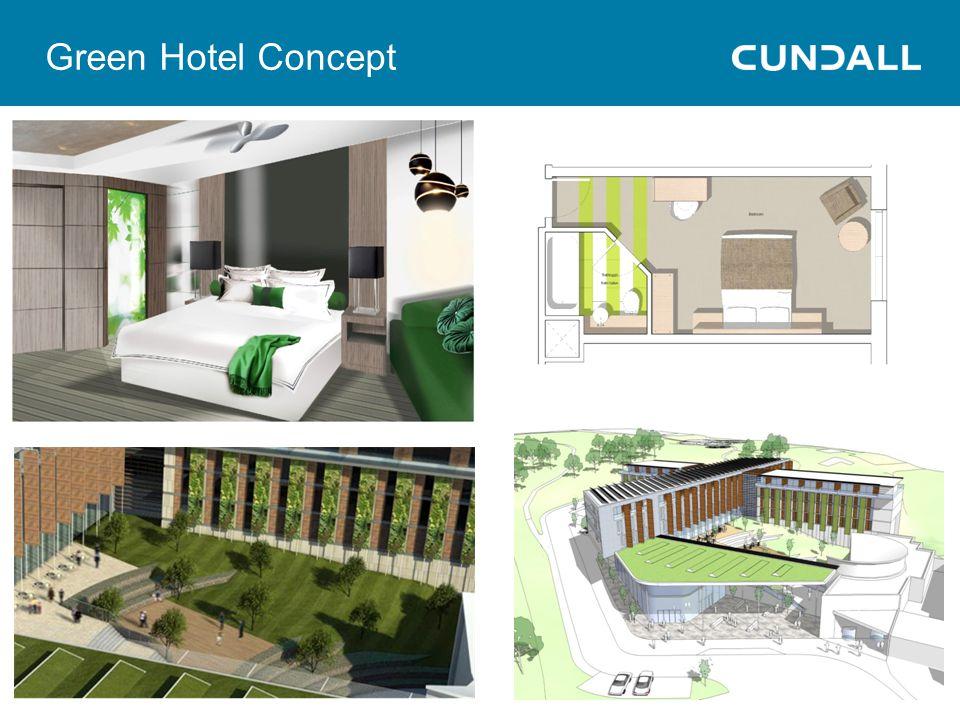 Green Hotel Concept