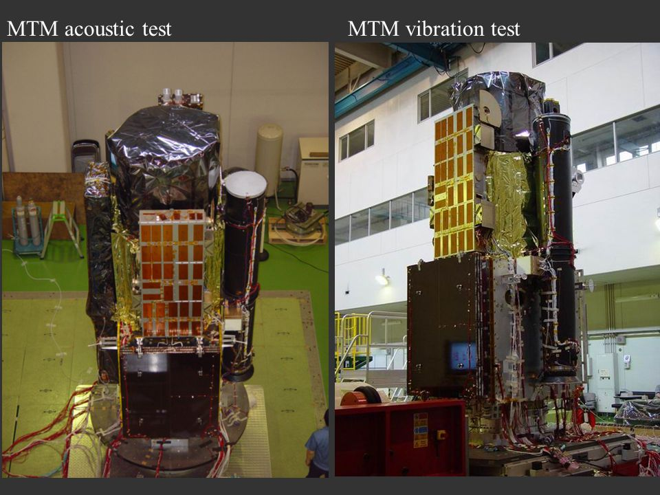 FPP SOT optical testing during the system MTM test - OTA optical performance check (measure WFE) - OTA-FPP alignment check with the Solar-B tower.