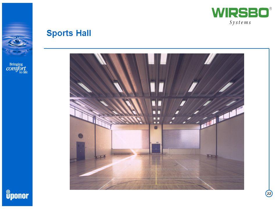 22 Sports Hall