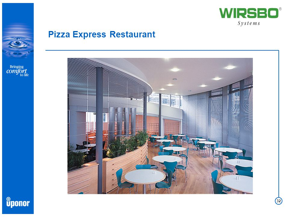 32 Pizza Express Restaurant