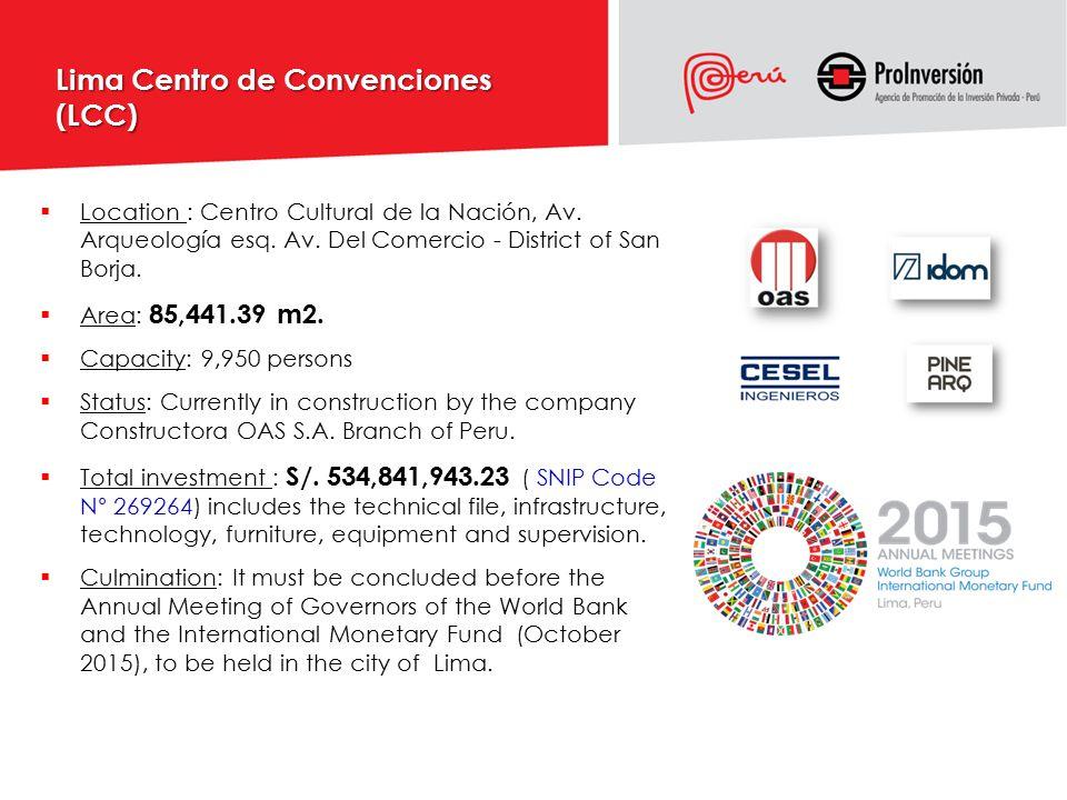  Location : Centro Cultural de la Nación, Av.Arqueología esq.