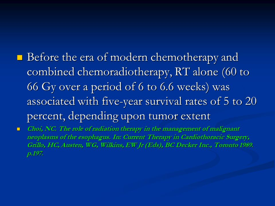 INDUCTION CHEMORADIOTHERAPY VERSUS CHEMOTHERAPY INDUCTION CHEMORADIOTHERAPY VERSUS CHEMOTHERAPY German POET (PreOperative chemotherapy or radiochemotherapy in Esophagogastric adenocarcinoma Trial) trial: which focused exclusively on GE junction adenocarcinomas.