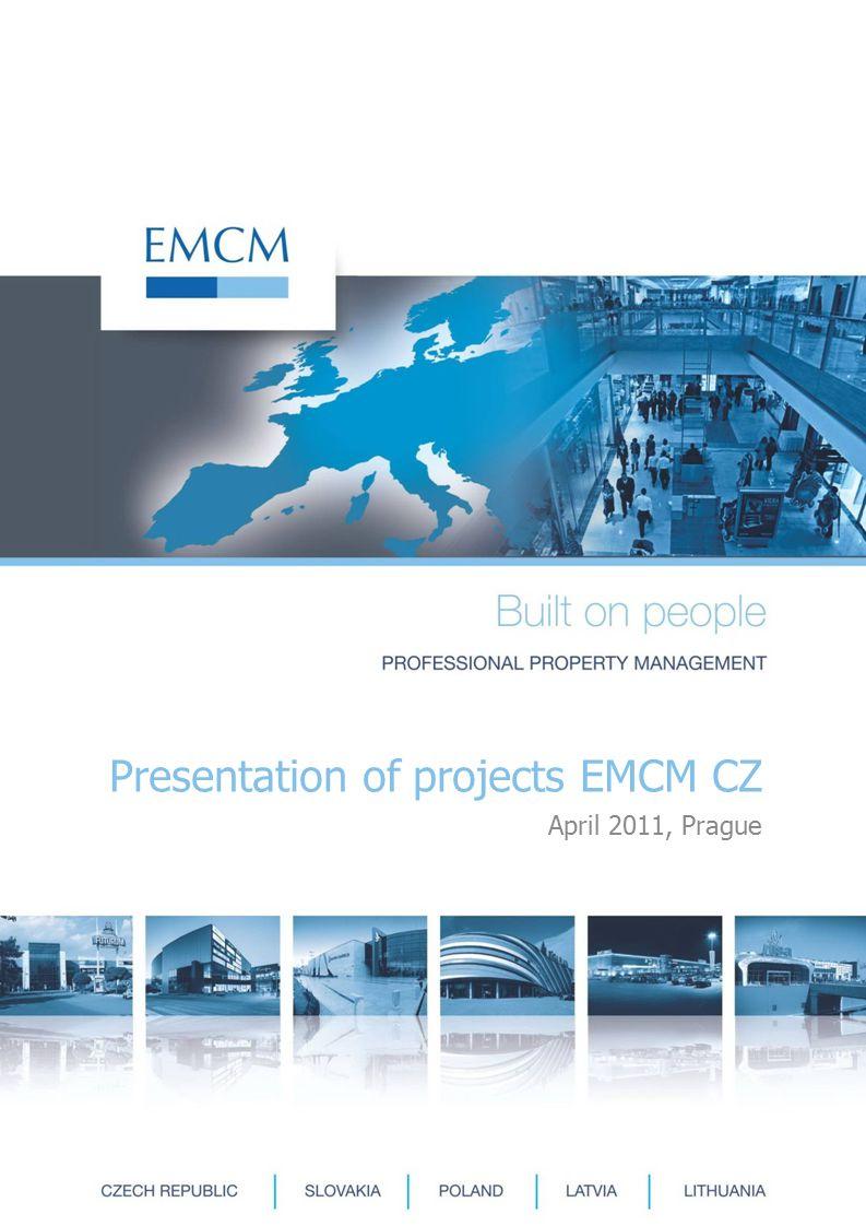 Presentation of projects EMCM CZ April 2011, Prague