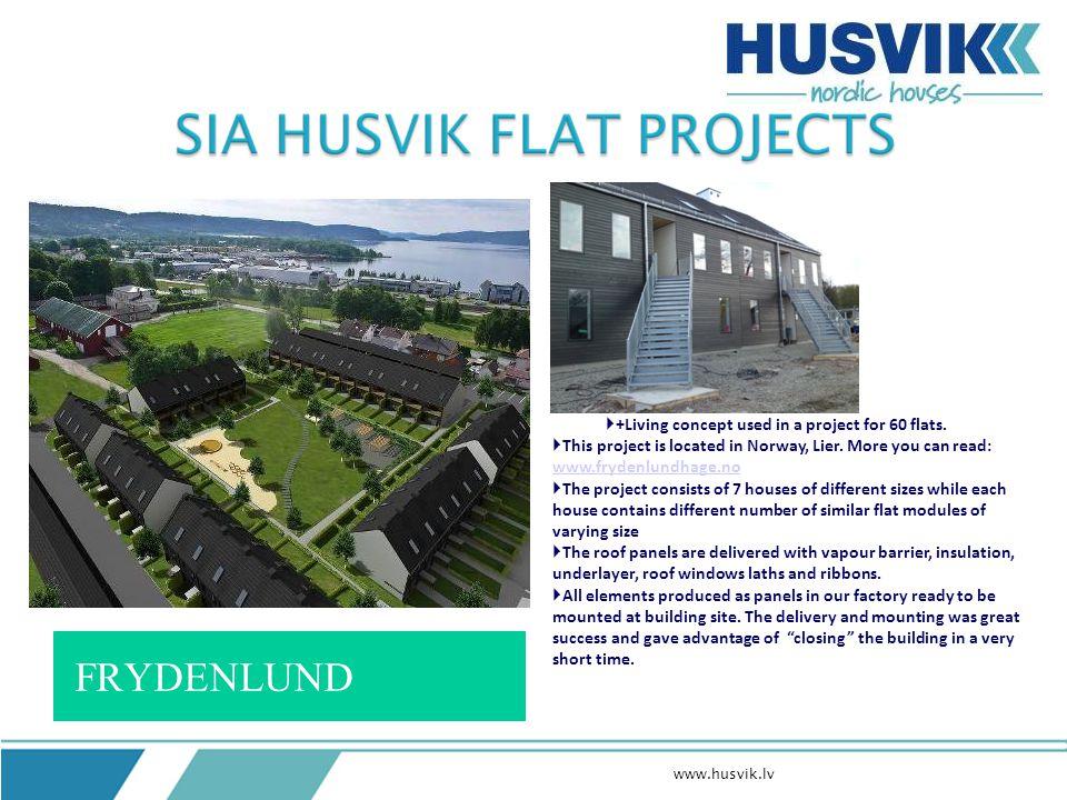 ROOFFIRST HOUSE www.husvik.lv
