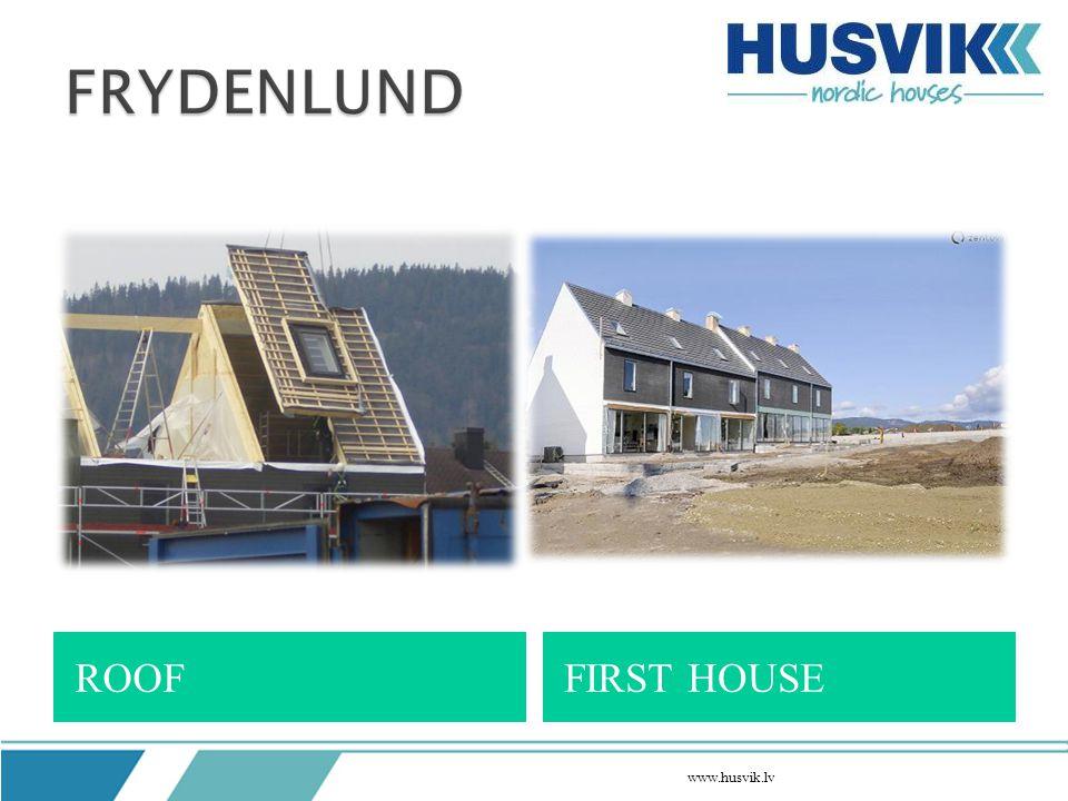 HUSVIK HOUSE www.husvik.lv