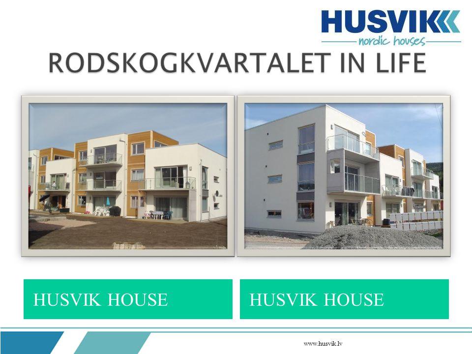 Rødskog Drammen Norway, 30 flats