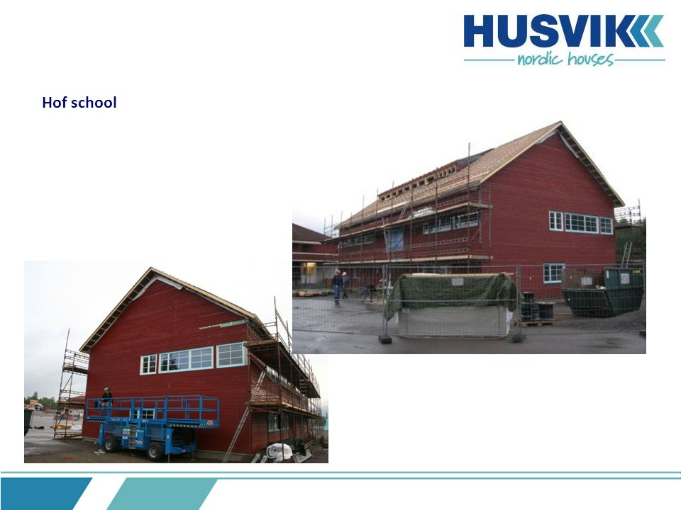 Critical questions .Why select Husvik . Why shall Husvik be the winner in the market .