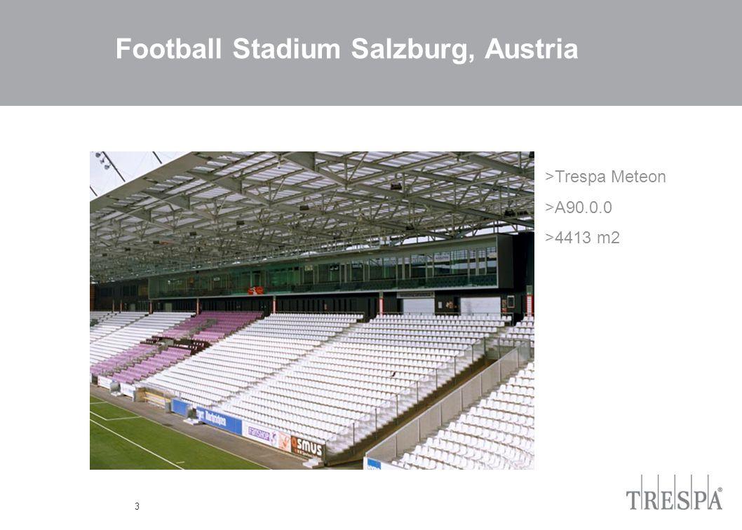 3 Football Stadium Salzburg, Austria >Trespa Meteon >A90.0.0 >4413 m2
