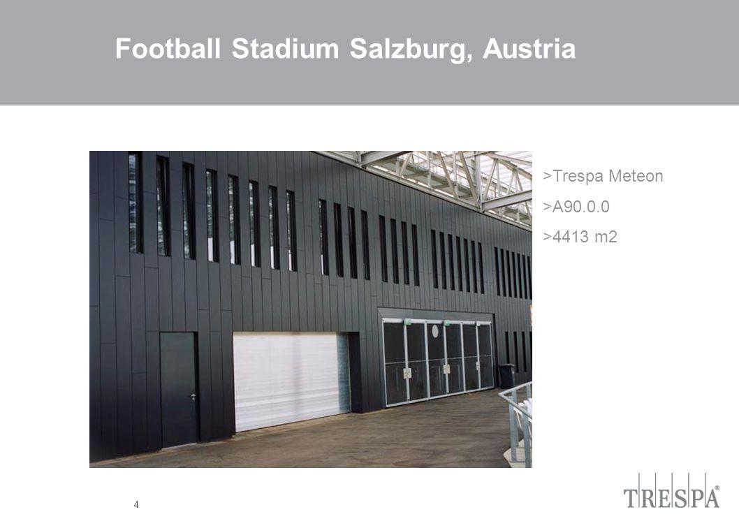 4 Football Stadium Salzburg, Austria >Trespa Meteon >A90.0.0 >4413 m2