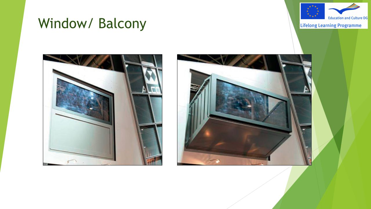 Window/ Balcony