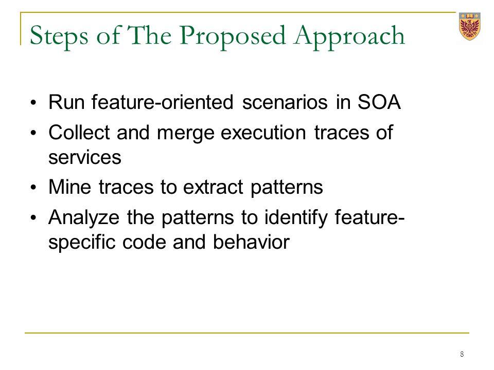 1 2 3 4 The Proposed Framework 9