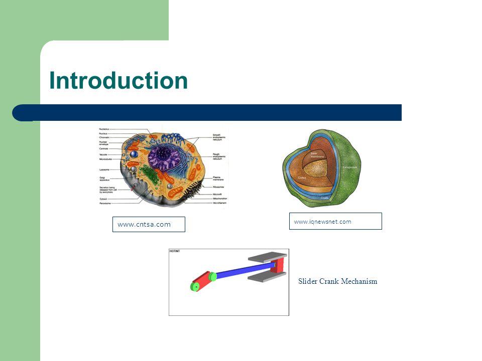 Introduction www.cntsa.com www.iqnewsnet.com Slider Crank Mechanism