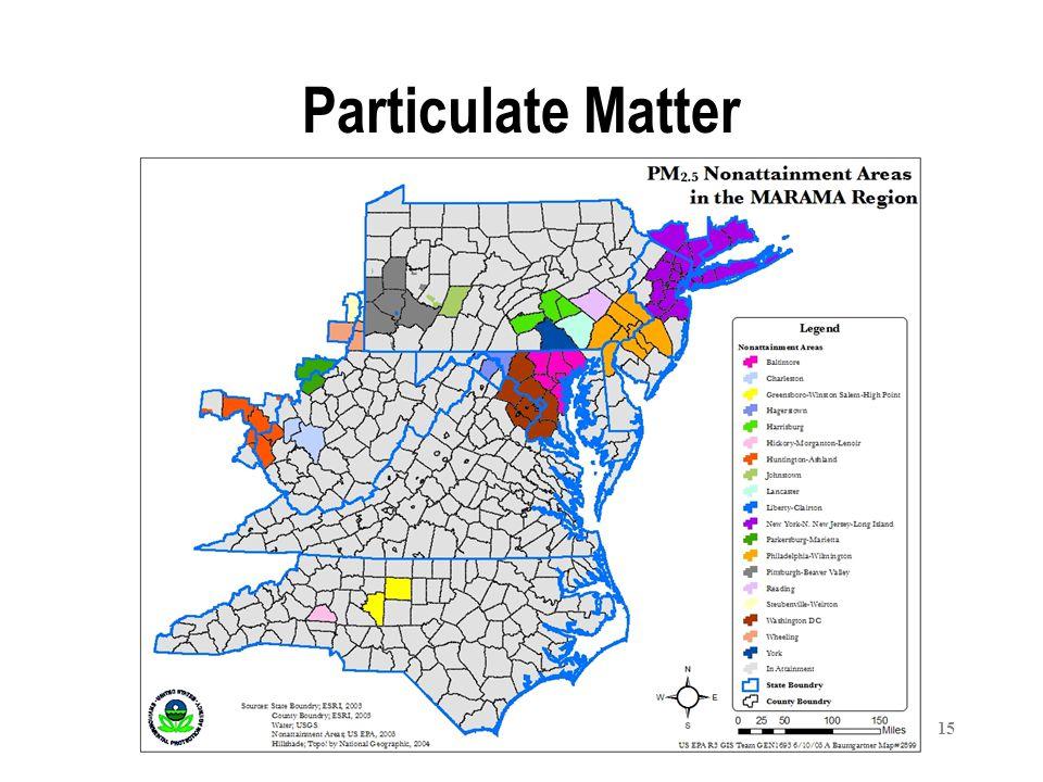 15 Particulate Matter