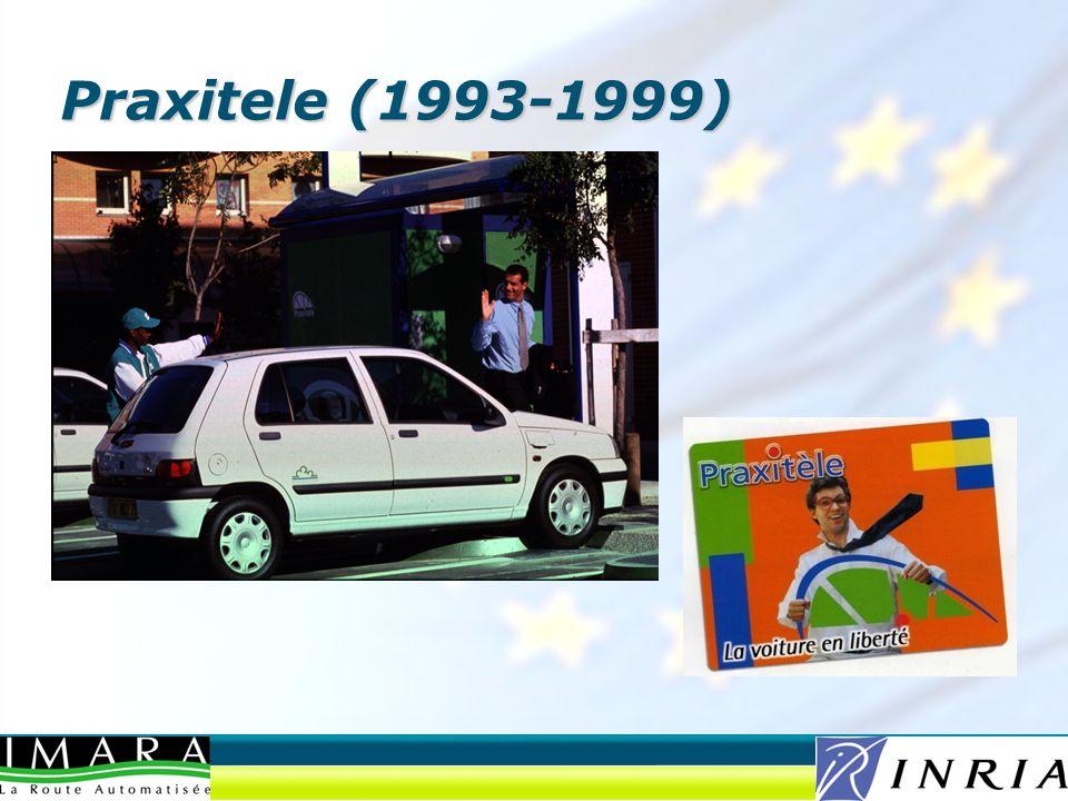 Praxitele (1993-1999)