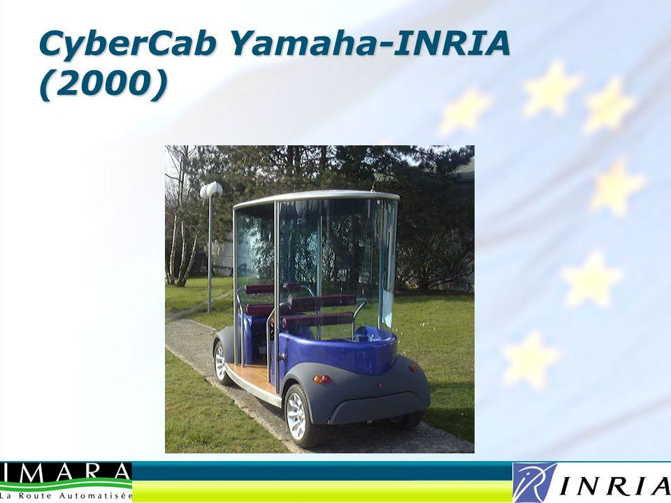 CyberCab Yamaha-INRIA (2000)