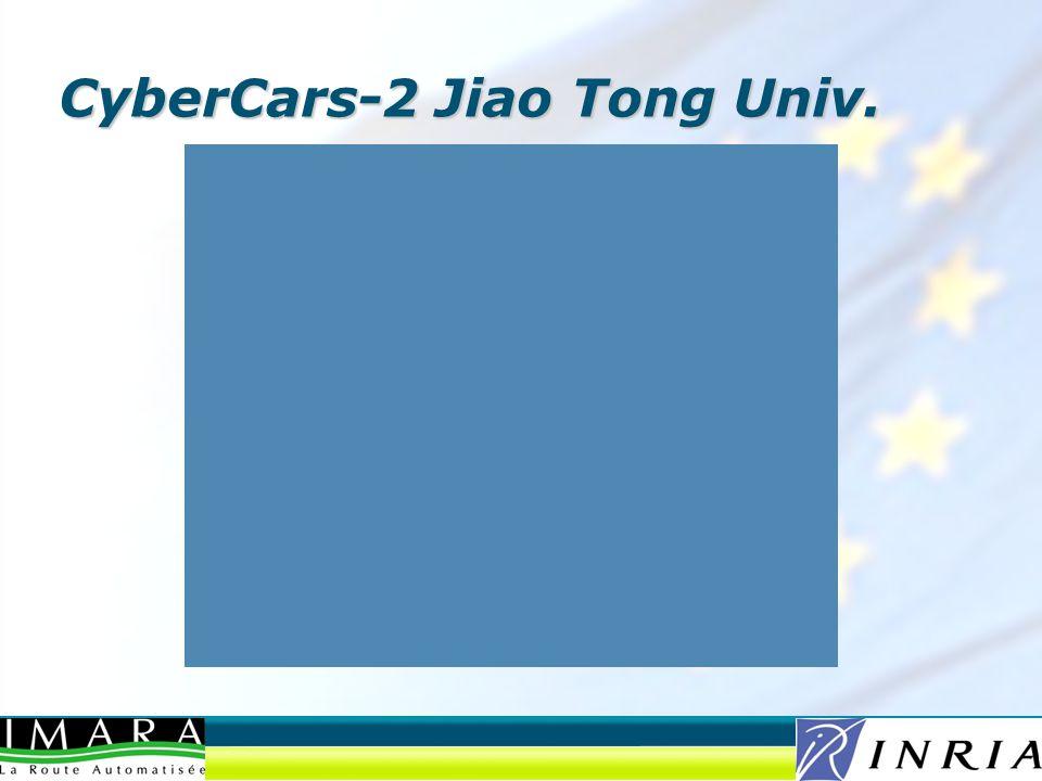 CyberCars-2 Jiao Tong Univ.