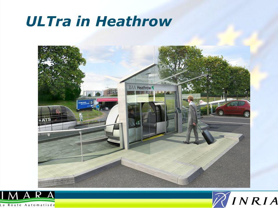 ULTra in Heathrow