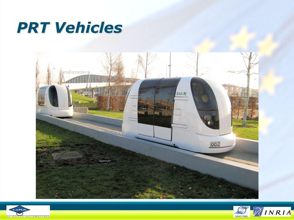 PRT Vehicles