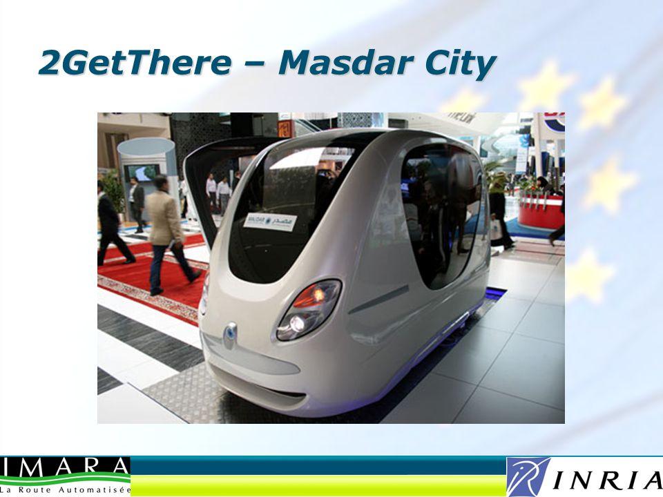 2GetThere – Masdar City
