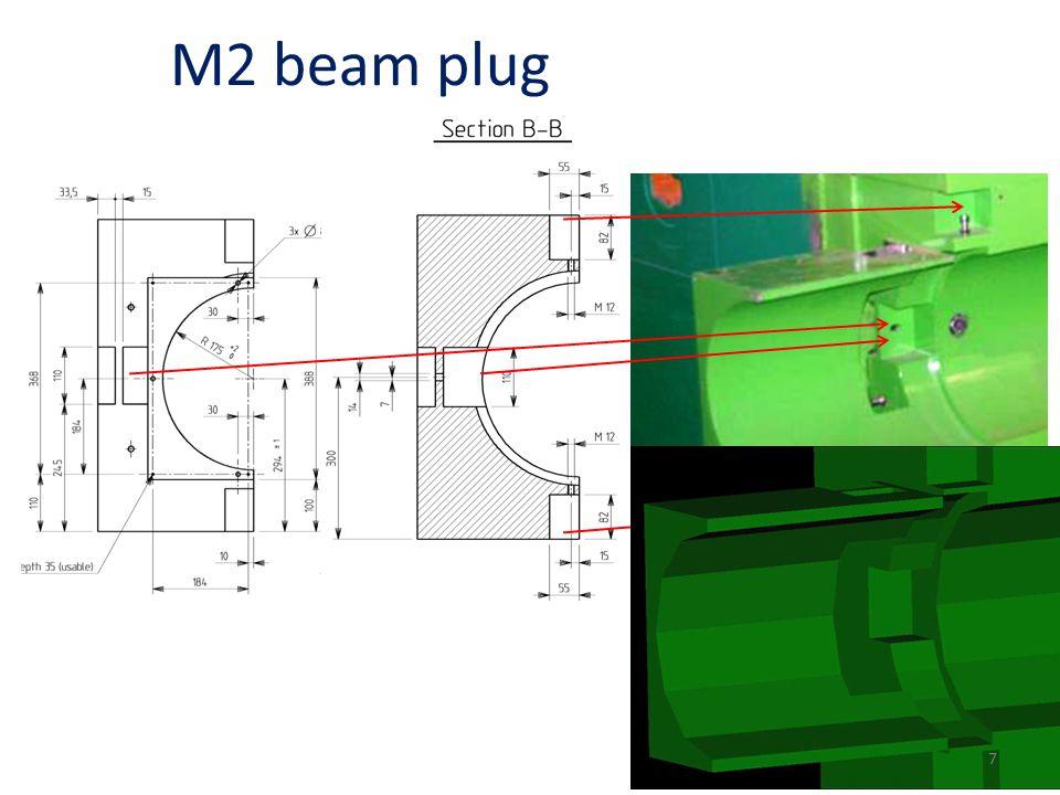 M2 beam plug 7