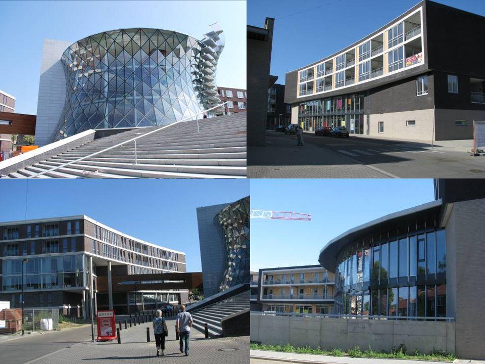 Heerlen location – Heerlerheide Centre (2005 – 2012) Location Heerlerheide Centre 312 apartments 3800 m2 commercial buildings 2500 m2 public and cultural buildings 11500 m2 health care buildings 2200 m2 educational buildings Energy station