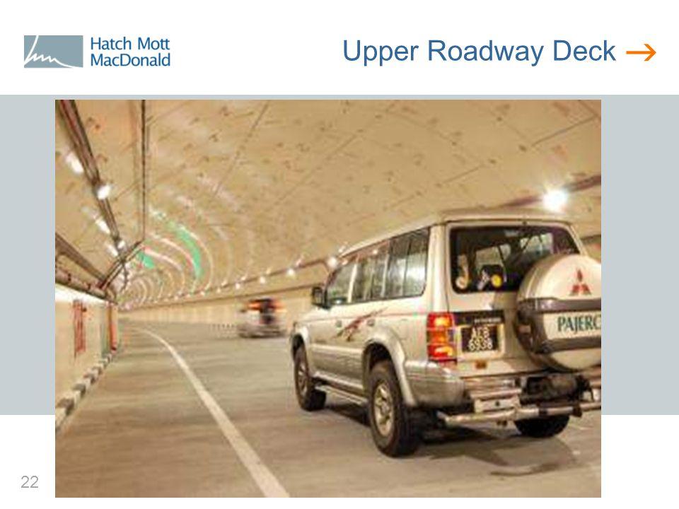 22 Upper Roadway Deck