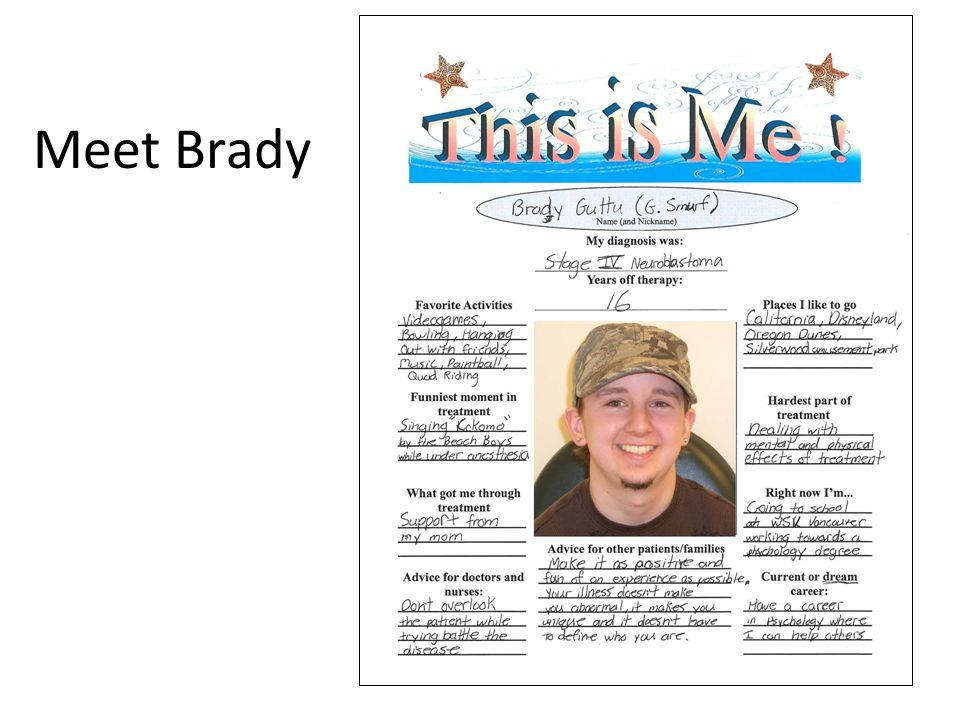 Meet Brady