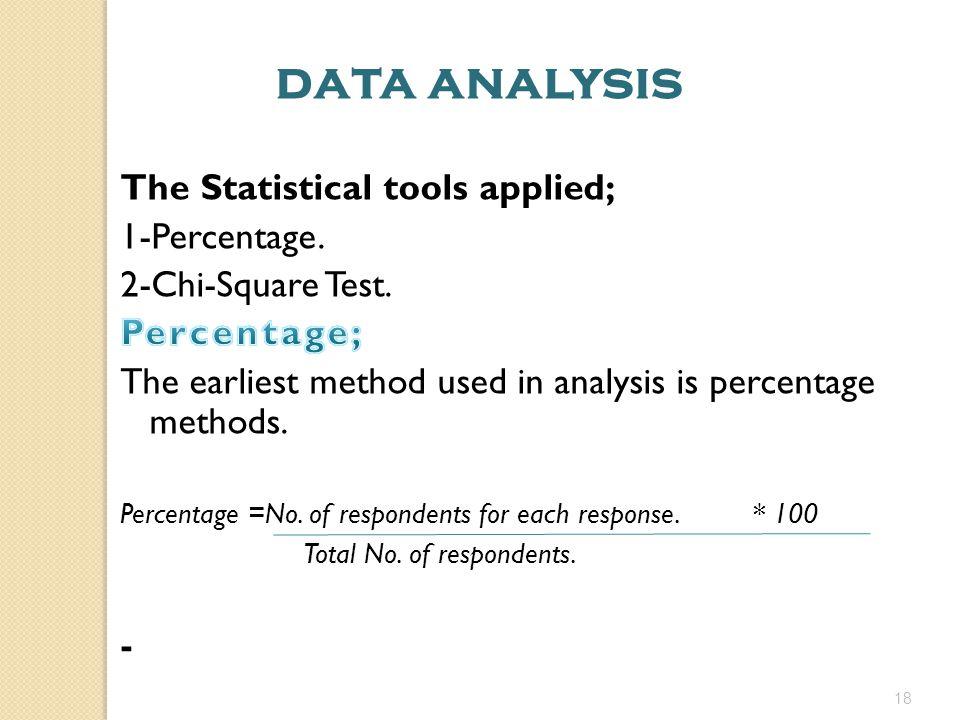 18 data analysis