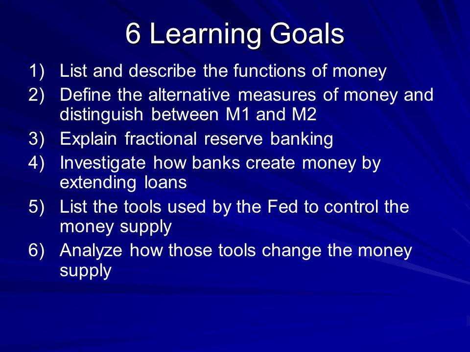 Expansionary Monetary Policy: Buy securities (i.e.