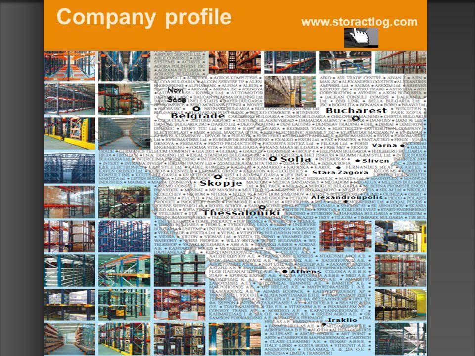 Company profile www.storactlog.com Novi Sad