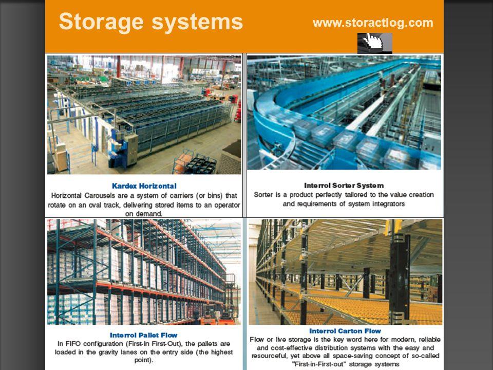 Storage systems www.storactlog.com
