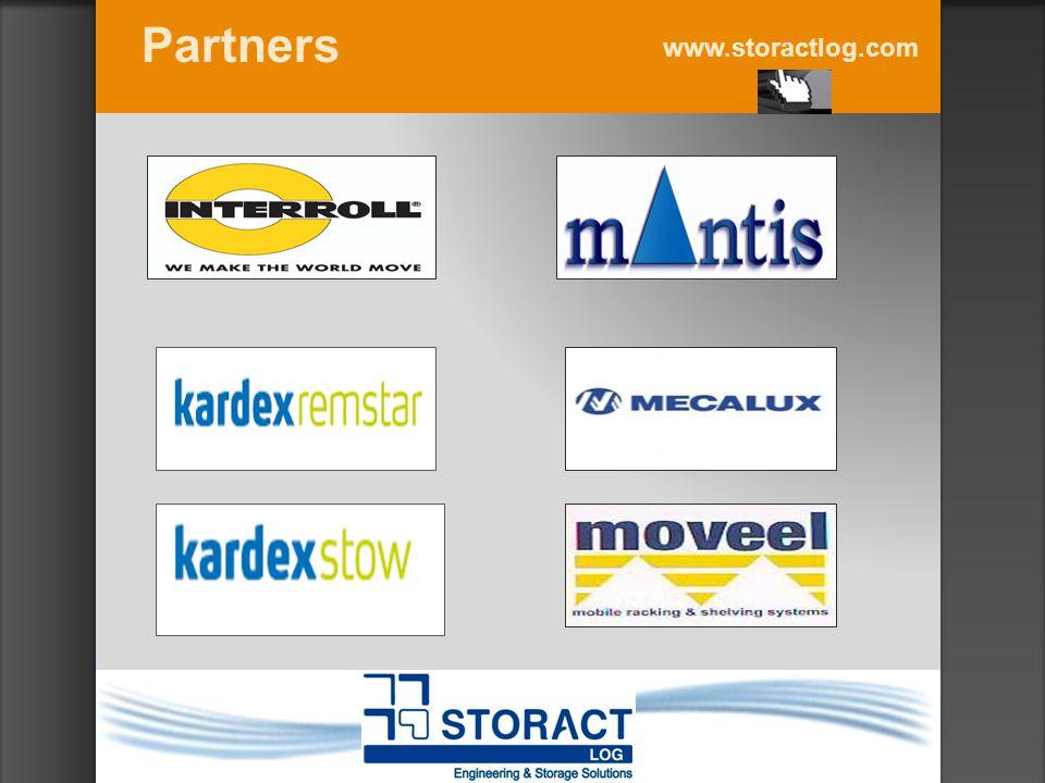 Partners www.storactlog.com