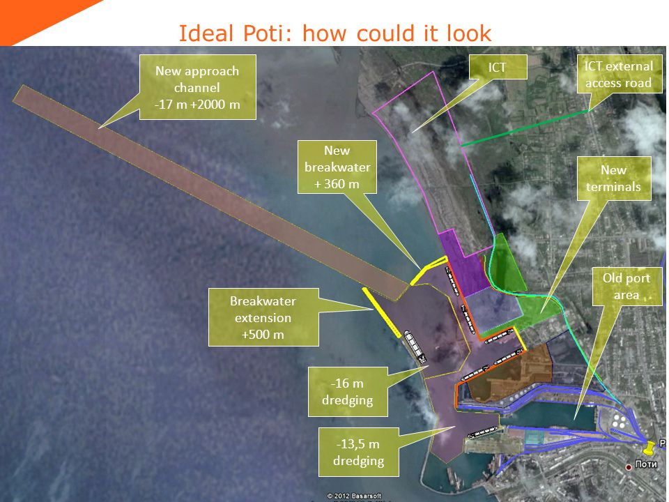 20 To be completed in March 2014; Planned area – 10.37 ha; New rail line – 975m; Customs road – 1688.2 m Public road – 1700 m Parking Area – 5000 m² Full train handling To be completed in March 2014; Planned area – 10.37 ha; New rail line – 975m; Customs road – 1688.2 m Public road – 1700 m Parking Area – 5000 m² Full train handling Background 1.