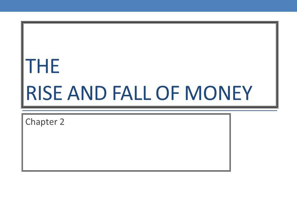 MONEY AS TECHNOLOGY