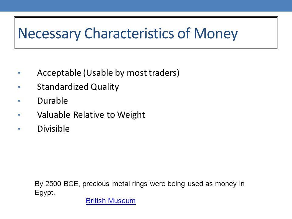 Categories of Money 1.