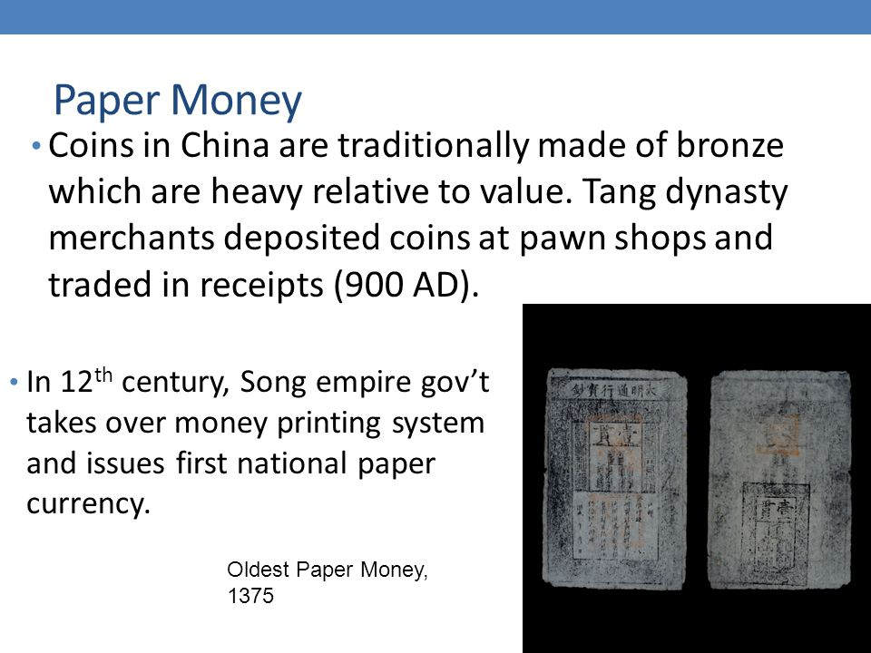 Money Free World New payment mechanisms make paper less important.