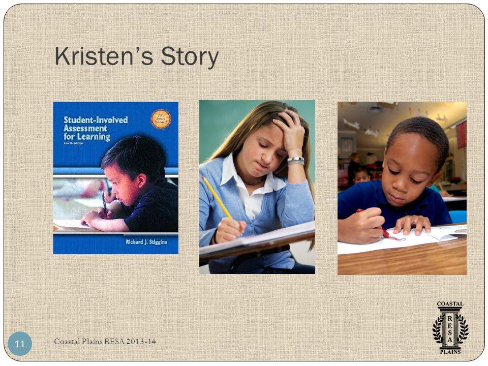 Kristen's Story Coastal Plains RESA 2013-14 11