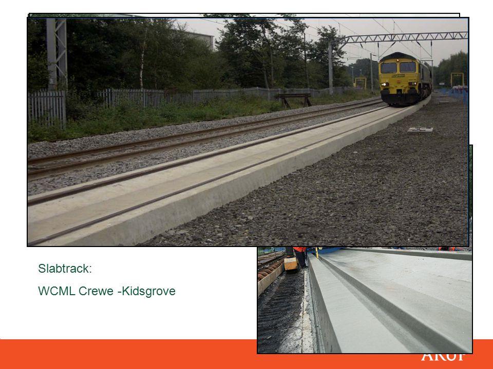 Slabtrack: WCML Crewe -Kidsgrove