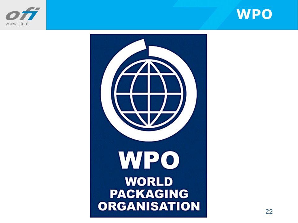 www.ofi.at 22 WPO