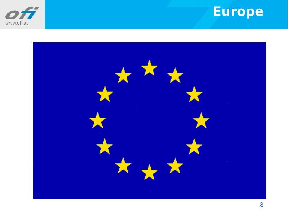 www.ofi.at 8 Europe