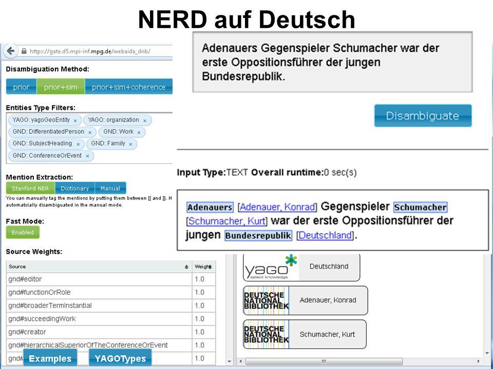 NERD auf Deutsch