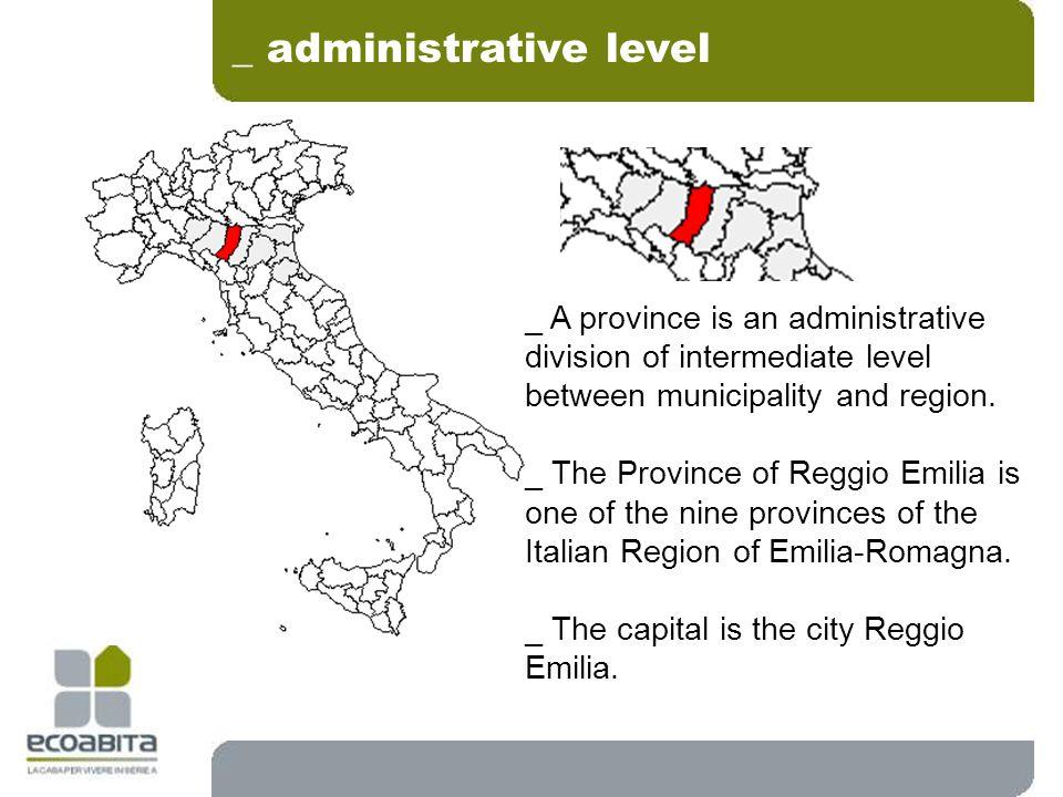_ province of Reggio Emilia