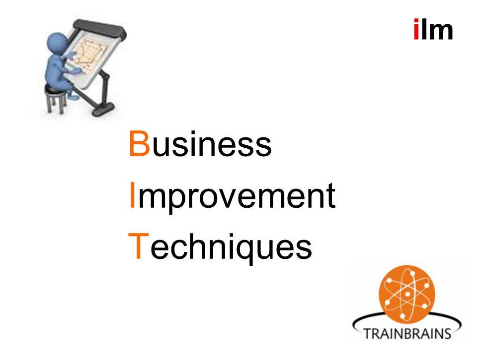 Business Improvement Techniques ilm