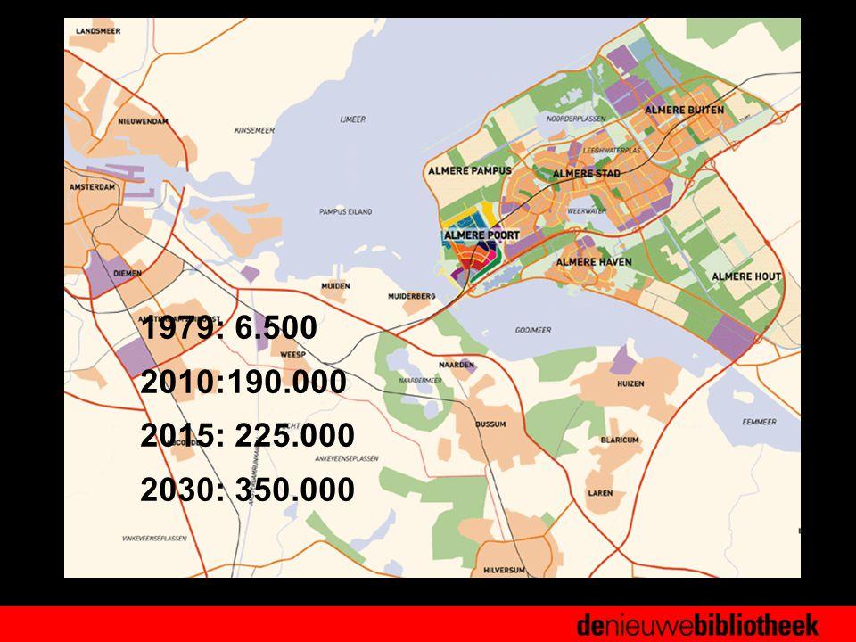 Newcom 2006 1979: 6.500 2010:190.000 2015: 225.000 2030: 350.000