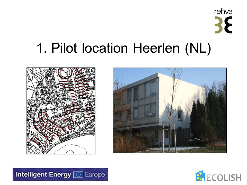 1. Pilot location Heerlen (NL)