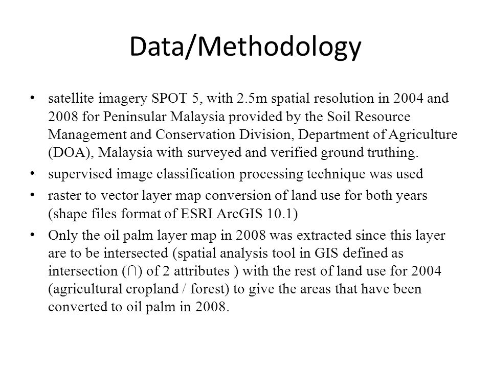 Land conversion of rubber 2004 to oil palm 2008, largest in the state of Pahang (27,816ha), Johor (16,378ha) and Negeri Sembilan (15,995ha) Reduction of rubber to oil palm (ha) from 2004 to 2008 in Peninsular Malaysia